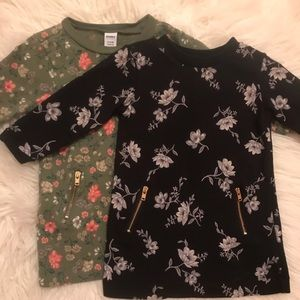 The cutest set of Old Navy dresses! Size 6-12M
